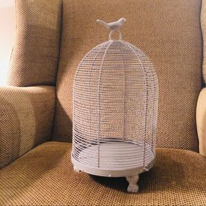 Farmhouses Birdcage Decor